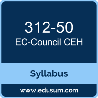 CEH PDF, 312-50 Dumps, 312-50 PDF, CEH VCE, 312-50 Questions PDF, EC-Council 312-50 VCE, EC-Council CEH v10 Dumps, EC-Council CEH v10 PDF