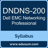 Networking Professional PDF, DNDNS-200 Dumps, DNDNS-200 PDF, Networking Professional VCE, DNDNS-200 Questions PDF, Dell EMC DNDNS-200 VCE
