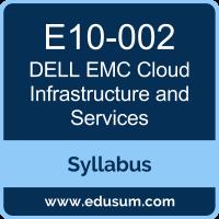Cloud Infrastructure and Services PDF, E10-002 Dumps, E10-002 PDF, Cloud Infrastructure and Services VCE, E10-002 Questions PDF, Dell EMC E10-002 VCE, Dell EMC DECA-CIS Dumps, Dell EMC DECA-CIS PDF, Dell EMC EMCCIS Dumps, Dell EMC EMCCIS PDF, Dell EMC EMCCIS Dumps, Dell EMC EMCCIS PDF
