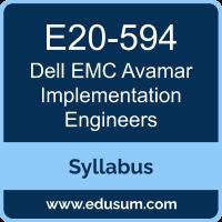 Avamar Specialist PDF, E20-594 Dumps, E20-594 PDF, Avamar Specialist VCE, E20-594 Questions PDF, Dell EMC E20-594 VCE, Dell EMC DECS-IE Dumps, Dell EMC DECS-IE PDF, Dell EMC DCS-IE Dumps, Dell EMC DCS-IE PDF