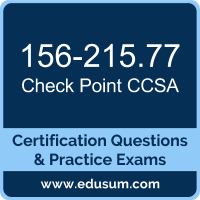 CCSA Dumps, CCSA PDF, 156-215.77 PDF, CCSA Braindumps, 156-215.77 Questions PDF, Check Point 156-215.77 VCE, Check Point CCSA R77 Dumps