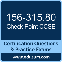 CCSE Dumps, CCSE PDF, 156-315.80 PDF, CCSE Braindumps, 156-315.80 Questions PDF, Check Point 156-315.80 VCE, Check Point CCSE R80 Dumps