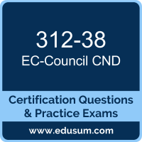 CND Dumps, CND PDF, 312-38 PDF, CND Braindumps, 312-38 Questions PDF, EC-Council 312-38 VCE