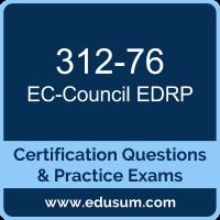 EDRP Dumps, EDRP PDF, 312-76 PDF, EDRP Braindumps, 312-76 Questions PDF, EC-Council 312-76 VCE, EC-Council EDRP v3 Dumps
