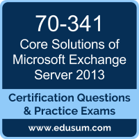Core Solutions of Microsoft Exchange Server 2013 Dumps, Core Solutions of Microsoft Exchange Server 2013 PDF, 70-341 PDF, Core Solutions of Microsoft Exchange Server 2013 Braindumps, 70-341 Questions PDF, Microsoft 70-341 VCE, Microsoft MCSE Productivity Dumps