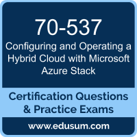 Configuring and Operating a Hybrid Cloud with Microsoft Azure Stack Dumps, Configuring and Operating a Hybrid Cloud with Microsoft Azure Stack PDF, 70-537 PDF, Configuring and Operating a Hybrid Cloud with Microsoft Azure Stack Braindumps, 70-537 Questions PDF, Microsoft 70-537 VCE, Microsoft MCSE Core Infrastructure Dumps