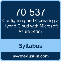 Configuring and Operating a Hybrid Cloud with Microsoft Azure Stack PDF, 70-537 Dumps, 70-537 PDF, Configuring and Operating a Hybrid Cloud with Microsoft Azure Stack VCE, 70-537 Questions PDF, Microsoft 70-537 VCE, Microsoft MCSE Core Infrastructure Dumps, Microsoft MCSE Core Infrastructure PDF