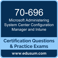 Administering System Center Configuration Manager and Intune Dumps, Administering System Center Configuration Manager and Intune PDF, 70-696 PDF, Administering System Center Configuration Manager and Intune Braindumps, 70-696 Questions PDF, Microsoft 70-696 VCE, Microsoft MCSE Mobility Dumps