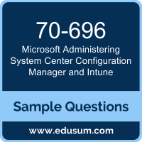 Free Microsoft Administering System Center Configuration