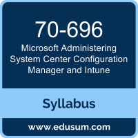 Microsoft Administering System Center Configuration Manager and