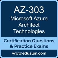 Azure Solutions Architect Expert Dumps, Azure Solutions Architect Expert PDF, AZ-303 PDF, Azure Solutions Architect Expert Braindumps, AZ-303 Questions PDF, Microsoft AZ-303 VCE