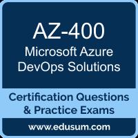 Microsoft Azure Dumps, Microsoft Azure PDF, AZ-400 PDF, Microsoft Azure Braindumps, AZ-400 Questions PDF, Microsoft AZ-400 VCE