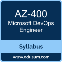 DevOps Engineer PDF, AZ-400 Dumps, AZ-400 PDF, DevOps Engineer VCE, AZ-400 Questions PDF, Microsoft AZ-400 VCE, Microsoft MCE DevOps Engineer Dumps, Microsoft MCE DevOps Engineer PDF