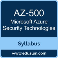 Azure Security Technologies PDF, AZ-500 Dumps, AZ-500 PDF, Azure Security Technologies VCE, AZ-500 Questions PDF, Microsoft AZ-500 VCE, Microsoft MCA Azure Security Engineer Dumps, Microsoft MCA Azure Security Engineer PDF