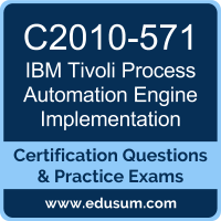 Tivoli Process Automation Engine Implementation Dumps, Tivoli Process Automation Engine Implementation PDF, C2010-571 PDF, Tivoli Process Automation Engine Implementation Braindumps, C2010-571 Questions PDF, IBM C2010-571 VCE