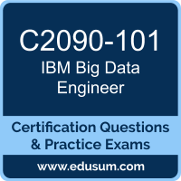 Big Data Engineer Dumps, Big Data Engineer PDF, C2090-101 PDF, Big Data Engineer Braindumps, C2090-101 Questions PDF, IBM C2090-101 VCE
