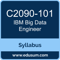 Big Data Engineer PDF, C2090-101 Dumps, C2090-101 PDF, Big Data Engineer VCE, C2090-101 Questions PDF, IBM C2090-101 VCE