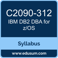 DB2 DBA for z/OS PDF, C2090-312 Dumps, C2090-312 PDF, DB2 DBA for z/OS VCE, C2090-312 Questions PDF, IBM C2090-312 VCE