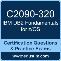 DB2 Fundamentals for z/OS Dumps, DB2 Fundamentals for z/OS PDF, C2090-320 PDF, DB2 Fundamentals for z/OS Braindumps, C2090-320 Questions PDF, IBM C2090-320 VCE