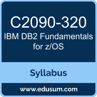 DB2 Fundamentals for z/OS PDF, C2090-320 Dumps, C2090-320 PDF, DB2 Fundamentals for z/OS VCE, C2090-320 Questions PDF, IBM C2090-320 VCE