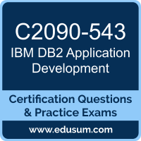 DB2 Application Development Dumps, DB2 Application Development PDF, C2090-543 PDF, DB2 Application Development Braindumps, C2090-543 Questions PDF, IBM C2090-543 VCE
