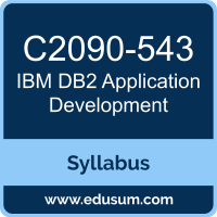 DB2 Application Development PDF, C2090-543 Dumps, C2090-543 PDF, DB2 Application Development VCE, C2090-543 Questions PDF, IBM C2090-543 VCE