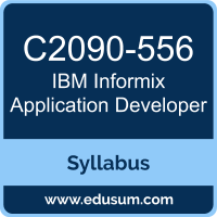 Informix Application Developer PDF, C2090-556 Dumps, C2090-556 PDF, Informix Application Developer VCE, C2090-556 Questions PDF, IBM C2090-556 VCE