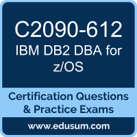 DB2 DBA for z/OS Dumps, DB2 DBA for z/OS PDF, C2090-612 PDF, DB2 DBA for z/OS Braindumps, C2090-612 Questions PDF, IBM C2090-612 VCE
