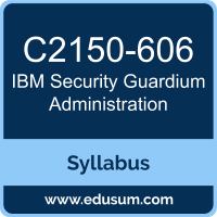 Security Guardium Administration PDF, C2150-606 Dumps, C2150-606 PDF, Security Guardium Administration VCE, C2150-606 Questions PDF, IBM C2150-606 VCE