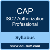 CAP PDF, CAP Dumps, CAP VCE, Authorization Professional Questions PDF, ISC2 Authorization Professional VCE