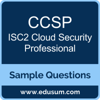 CCSP Dumps, CCSP PDF, CCSP VCE, ISC2 Cloud Security Professional VCE
