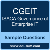 CGEIT Dumps, CGEIT PDF, CGEIT VCE, ISACA Governance of Enterprise IT VCE, , ISACA Governance of Enterprise IT PDF