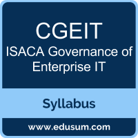 CGEIT PDF, CGEIT Dumps, CGEIT VCE, ISACA Governance of Enterprise IT Questions PDF, ISACA Governance of Enterprise IT VCE, , ISACA Governance of Enterprise IT Dumps, ISACA Governance of Enterprise IT PDF