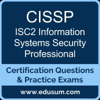 ISC Certification Dumps, ISC Certification PDF, CISSP PDF, ISC Certification Braindumps, CISSP Questions PDF, ISC CISSP VCE