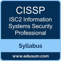 CISSP PDF, CISSP Dumps, CISSP VCE, Information Systems Security Professional Questions PDF, ISC2 Information Systems Security Professional VCE