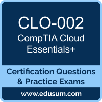 Cloud Essentials+ Dumps, Cloud Essentials+ PDF, CLO-002 PDF, Cloud Essentials+ Braindumps, CLO-002 Questions PDF, CompTIA CLO-002 VCE