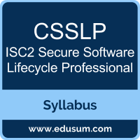 CSSLP PDF, CSSLP Dumps, CSSLP VCE, Secure Software Lifecycle Professional Questions PDF, ISC2 Secure Software Lifecycle Professional VCE