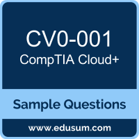 Cloud+ Dumps, CV0-001 Dumps, CV0-001 PDF, Cloud+ VCE, CompTIA CV0-001 VCE, CompTIA Cloud Plus PDF