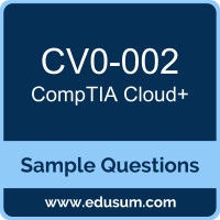 Cloud+ Dumps, CV0-002 Dumps, CV0-002 PDF, Cloud+ VCE, CompTIA CV0-002 VCE, CompTIA Cloud Plus PDF