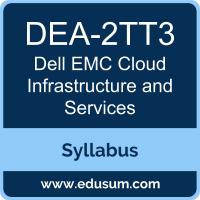 Cloud Infrastructure and Services PDF, DEA-2TT3 Dumps, DEA-2TT3 PDF, Cloud Infrastructure and Services VCE, DEA-2TT3 Questions PDF, Dell EMC DEA-2TT3 VCE, Dell EMC DCA-CIS Dumps, Dell EMC DECA-CIS PDF