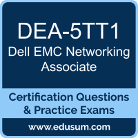 Networking Associate Dumps, Networking Associate PDF, DEA-5TT1 PDF, Networking Associate Braindumps, DEA-5TT1 Questions PDF, Dell EMC DEA-5TT1 VCE, Dell EMC DCA-Networking Dumps