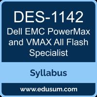 PowerMax and VMAX All Flash Specialist PDF, DES-1142 Dumps, DES-1142 PDF, PowerMax and VMAX All Flash Specialist VCE, DES-1142 Questions PDF, Dell EMC DES-1142 VCE, Dell EMC DCS-PE Dumps, Dell EMC DCS-PE PDF