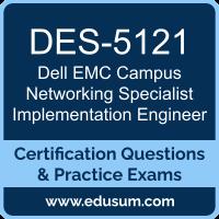 DCS-IE Dumps, DCS-IE PDF, DES-5121 PDF, DCS-IE Braindumps, DES-5121 Questions PDF, EMC DES-5121 VCE