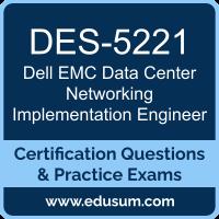 DCS-IE Dumps, DCS-IE PDF, DES-5221 PDF, DCS-IE Braindumps, DES-5221 Questions PDF, EMC DES-5221 VCE