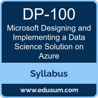Designing and Implementing a Data Science Solution on Azure PDF, DP-100 Dumps, DP-100 PDF, Designing and Implementing a Data Science Solution on Azure VCE, DP-100 Questions PDF, Microsoft DP-100 VCE, Microsoft Designing and Implementing a Data Science Solution on Azure Dumps, Microsoft Designing and Implementing a Data Science Solution on Azure PDF