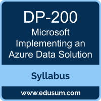 Implementing an Azure Data Solution PDF, DP-200 Dumps, DP-200 PDF, Implementing an Azure Data Solution VCE, DP-200 Questions PDF, Microsoft DP-200 VCE, Microsoft Implementing an Azure Data Solution Dumps, Microsoft Implementing an Azure Data Solution PDF