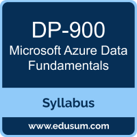 Azure Data Fundamentals PDF, DP-900 Dumps, DP-900 PDF, Azure Data Fundamentals VCE, DP-900 Questions PDF, Microsoft DP-900 VCE, Microsoft Azure Data Fundamentals Dumps, Microsoft Azure Data Fundamentals PDF