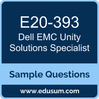 DCS-IE Dumps, E20-393 Dumps, E20-393 PDF, DCS-IE VCE, Dell EMC E20-393 VCE
