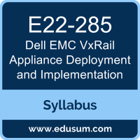 Dell EMC VxRail Appliance Deployment and Implementation