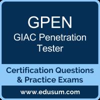 GPEN Dumps, GPEN PDF, GPEN Braindumps, GIAC GPEN Questions PDF, GIAC GPEN VCE, GIAC GPEN Dumps